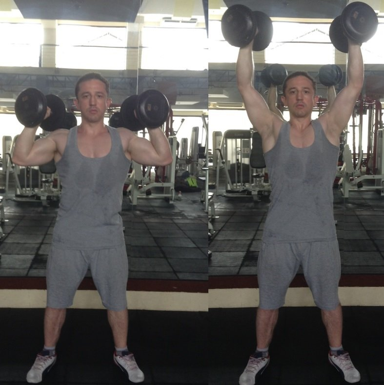 Barbell Military Press: How To Build Killer Deltoids: Best Shoulder Workouts For Mass