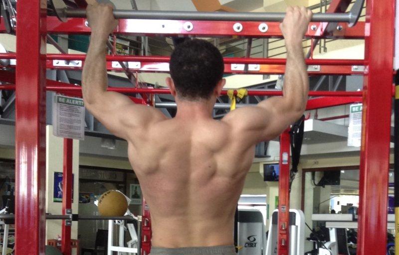 muscle gaining secrets 2.0 review-shoulders
