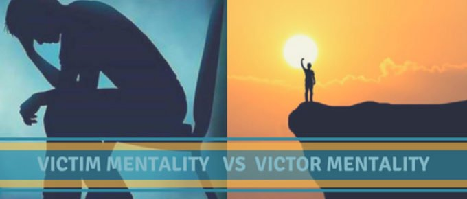 the victim mentality vs the victor mentality
