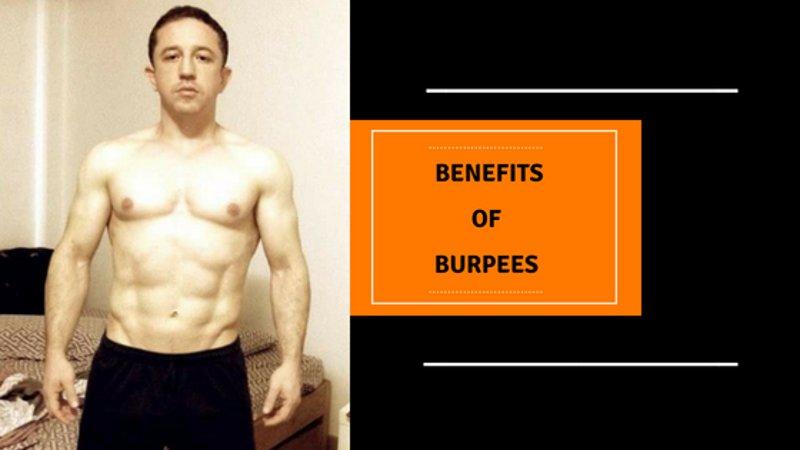 benefits of burpees