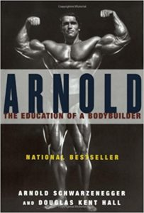 best books for men Arnold The Education of a Bodybuilder